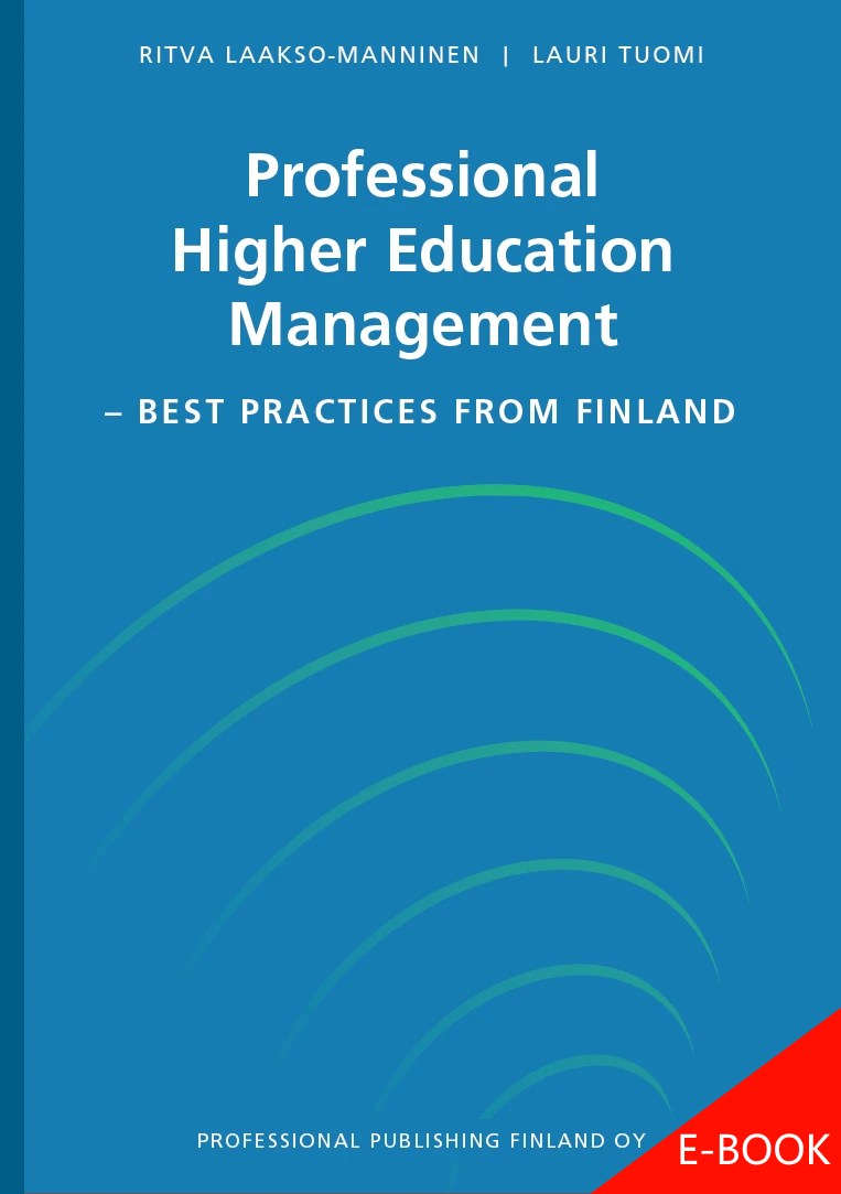 Professional Higher Education Management - Best Practices from Finland (e-book)