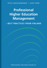 Load image into Gallery viewer, Professional Higher Education Management - Best Practices from Finland (hardcover)