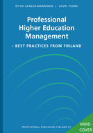 Professional Higher Education Management - Best Practices from Finland (hardcover)