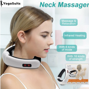 Intelligent Electric Wireless Neck Massager