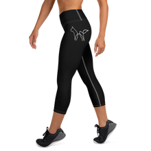 Load image into Gallery viewer, Yoga Capri Leggings Fit Chick