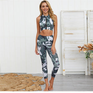 Yoga Set ZIPPER
