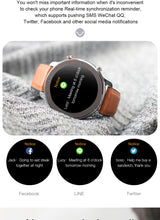 Load image into Gallery viewer, Touch screen waterproof Smartwatch