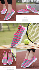Breathable Mesh Sneakers Ballet