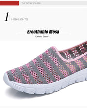 Load image into Gallery viewer, Breathable Mesh Sneakers Ballet