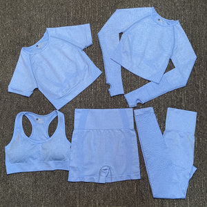 5pcs Vital Yoga Set
