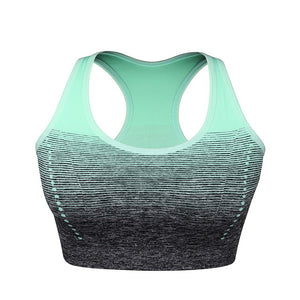 Gradient High Stretch Bra