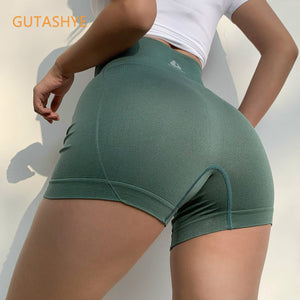 GUTASHYE High waistshorts fitness yoga