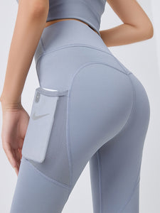 Yoga Pants Women Pocket
