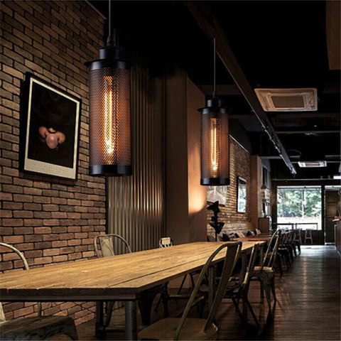 Image of Caius - Vintage Industrial Hanging Pendant Lamp