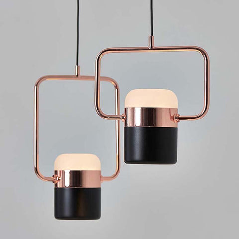 Image of Galla - Modern Minimalist Framed Pendant Light