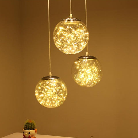 Image of Levi - LED Light String Pendant Lamp