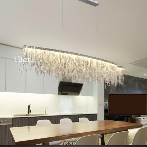 Image of Clio - LED Light Rain Hanging Light