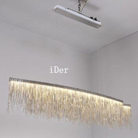 Clio - LED Light Rain Hanging Light
