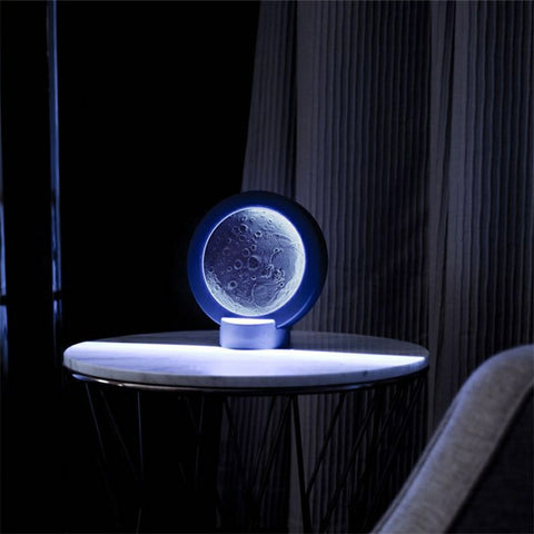 Image of Planeta - Modern Planet LED Touch Light