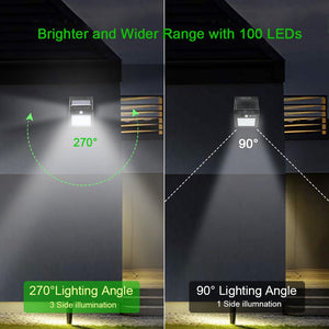 LED Solar Light Outdoor Waterproof