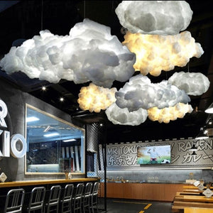Nordic Dark Clouds Pendant Lights