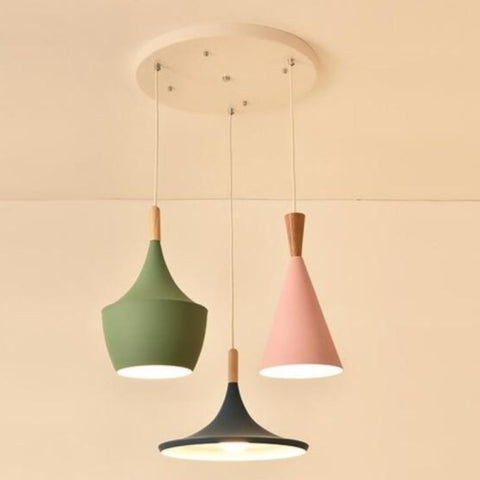 Image of Jule - Modern Iron Pendant Light