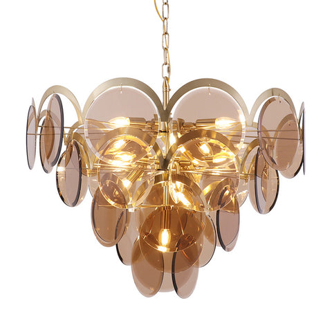 Image of 2020 Nordic Chandelier  Light Model Room Hall