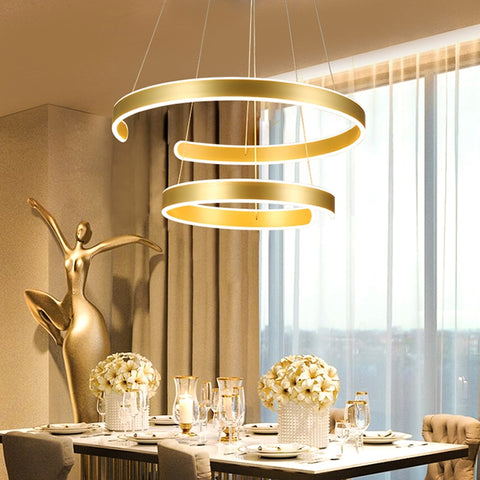 Image of Modern pendant lights for living room  Lighting ceiling Lamp