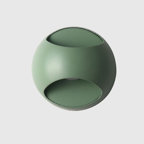 Image of Acacia - Modern Nordic Light Bounce Circular Lamp