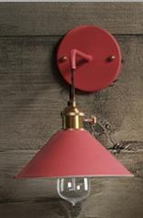 Image of Linus - Vintage Plated Wall Lamp