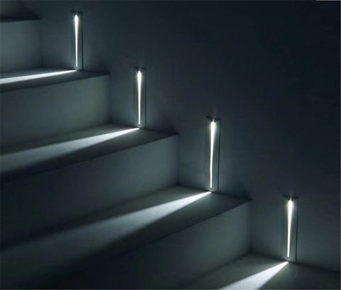 Image of Dex - Recessed Light Effect Wall Light