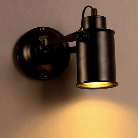 Image of Mont - Modern Industrial Adjustable Wall Lamp