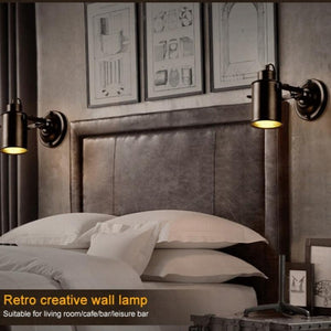 Mont - Modern Industrial Adjustable Wall Lamp