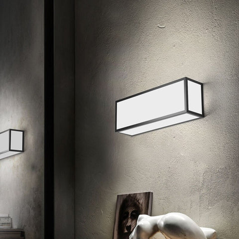 Image of Ilumi - Modern Rectangular LED Lamp