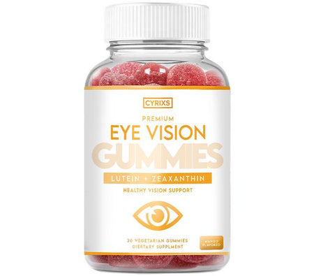 1 Bottle of Eye Vision Gummies
