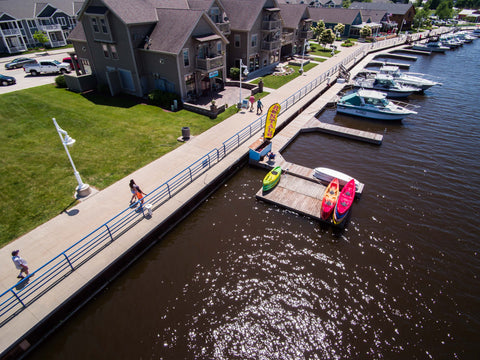 eos surf rental dock sheboygan
