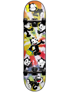 Felix Easystreet Youth First Push Premium 7.25 Skateboard Complete