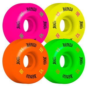 BONES WHEELS OG 100'S PARTY PACK 4 V1 WHEELS