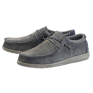 Wally Suede Grey
