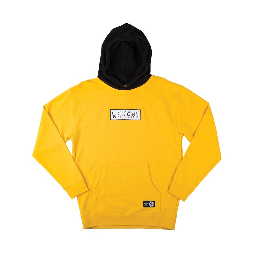 Welcome Veil Pullover Hoodie