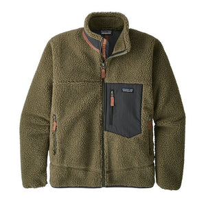 Patagonia Men's Classic Retro-X Fleece Jacket Sage Khaki