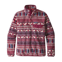 Load image into Gallery viewer, Patagonia Women's Lightweight Synchilla® Snap-T® Fleece Pullover 3 colors Available