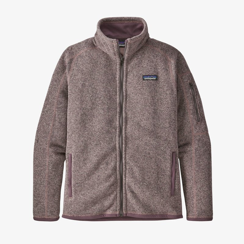 Women's Better Sweater® 1/4-Zip Fleece - Hazy Purple