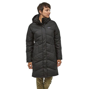 Patagonia Women's Down With It Parka Black