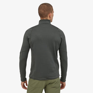 Men's R1 Fleece Pullover Forge Grey