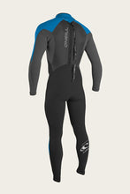 Load image into Gallery viewer, YOUTH EPIC 4/3MM BACK ZIP FULL WETSUIT