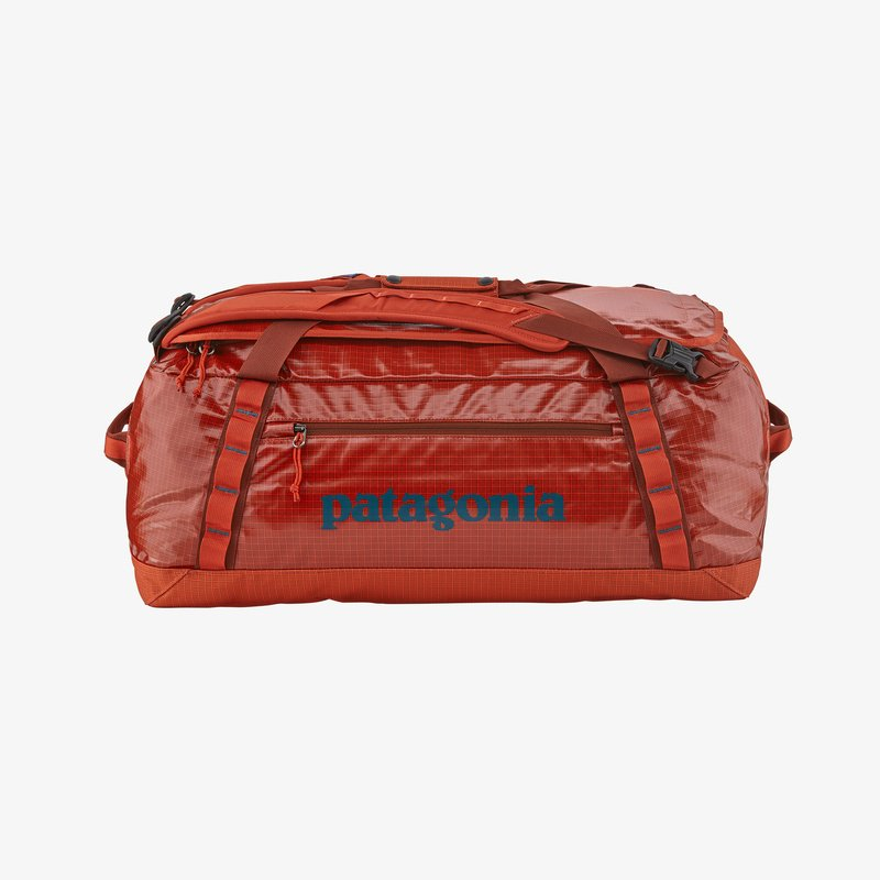Black Hole Duffel Bag 55L - Hot Ember