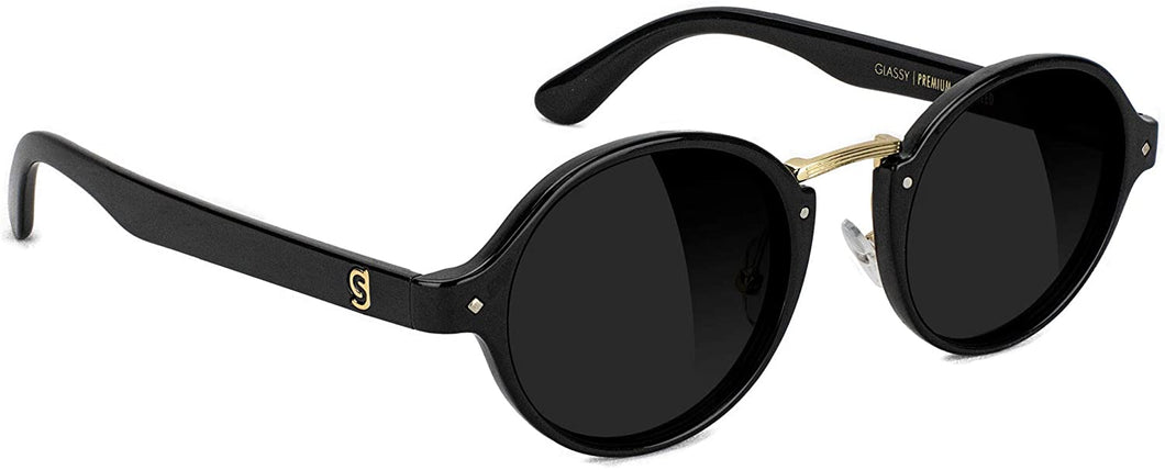 Prod Premium - Black/Gold Polarized