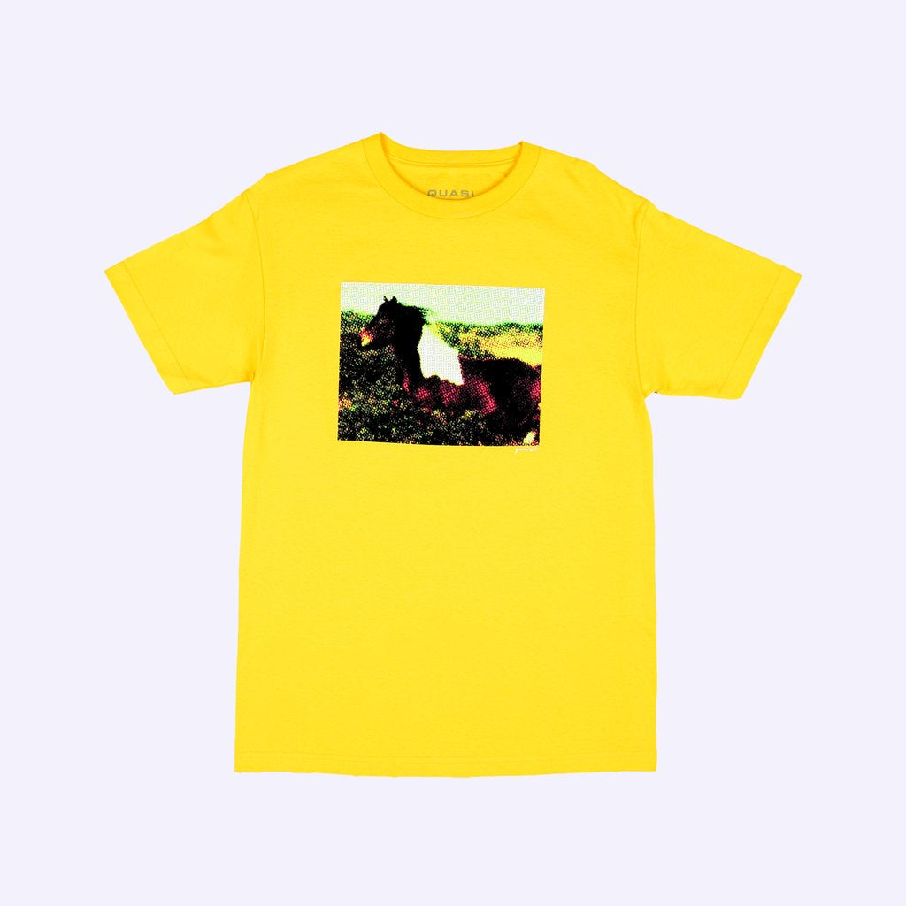 Blaze Short Sleeve - Yellow