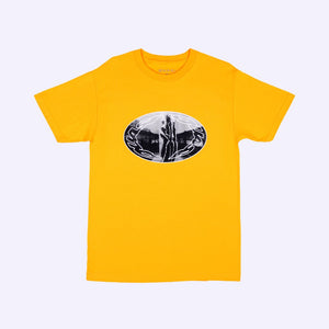 Crybaby Short Sleeve - Gold