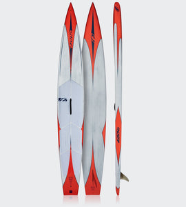 F-One Carbon Pro 14' Stand Up Paddleboard w/FREE BOARD BAG