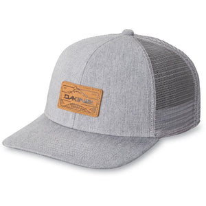 Peak to Peak Trucker Hat - Heather Grey