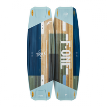 Load image into Gallery viewer, TRAX HRD Lite Tech kiteboard GLACIER