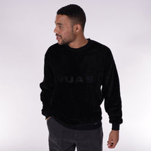 Load image into Gallery viewer, Quasi Mo Crew Sweat [Black]
